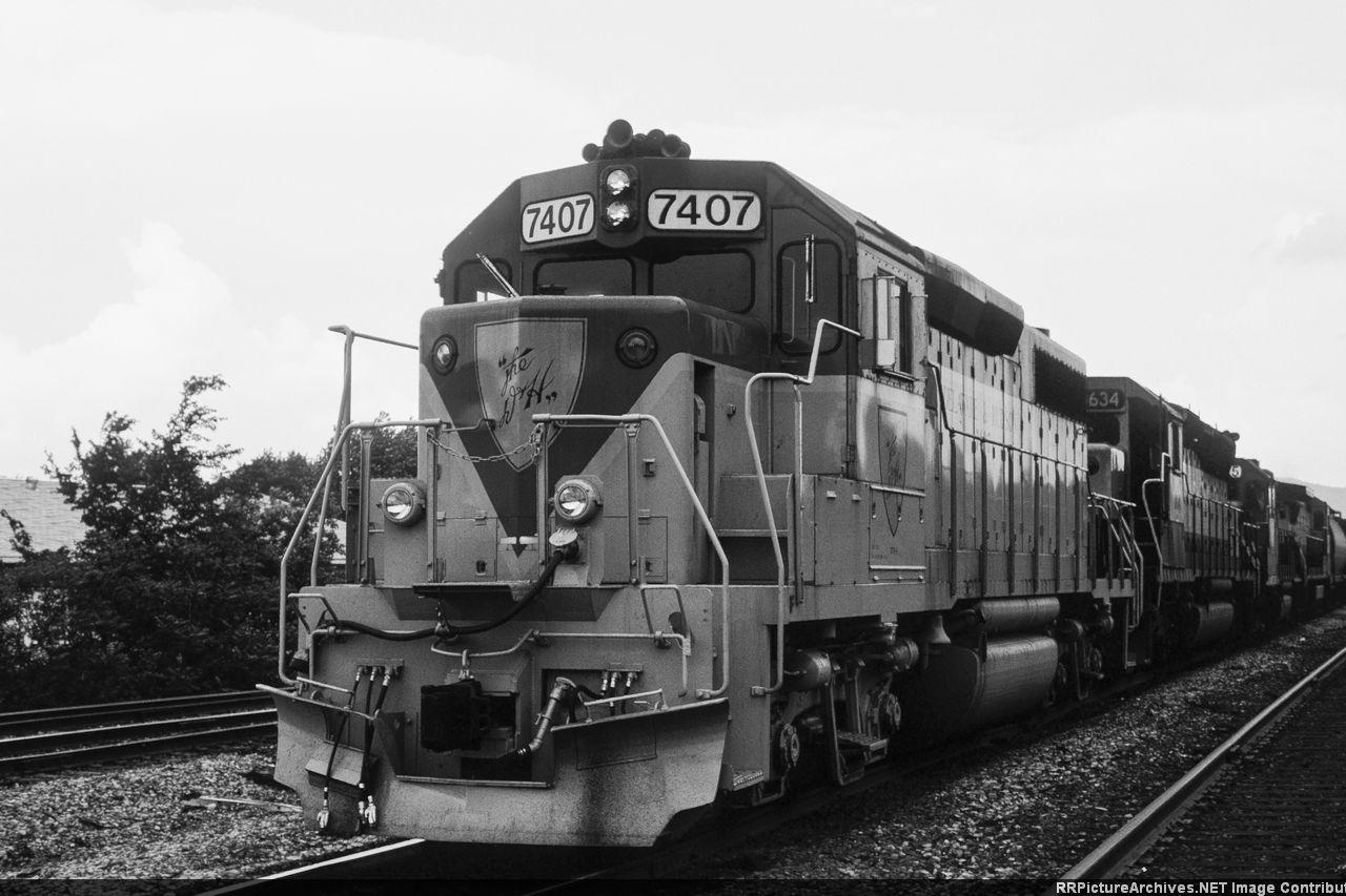 d&h 7407