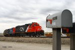 Southbound CN Local Train