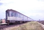 NYC TR 26 20TH CENTURY LIMITED 83RD & SO. CHICAGO 10633-HICKORY CREEK SUMMER 1966