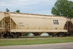CSX covered hopper #247569