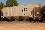 CSXT covered hopper #250384