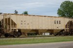 CSX covered hopper #251432