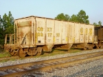CSXT 291715, a 143 ton total loaded capacity hopper,