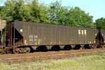 CSX 433585, awaiting placement at Lee Timber for loading,