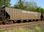 CSXT #433746, awaiting placement for loading at Lee Timber,
