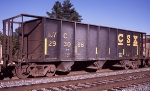 NYC 293086, rostered as an equipped hopper car,