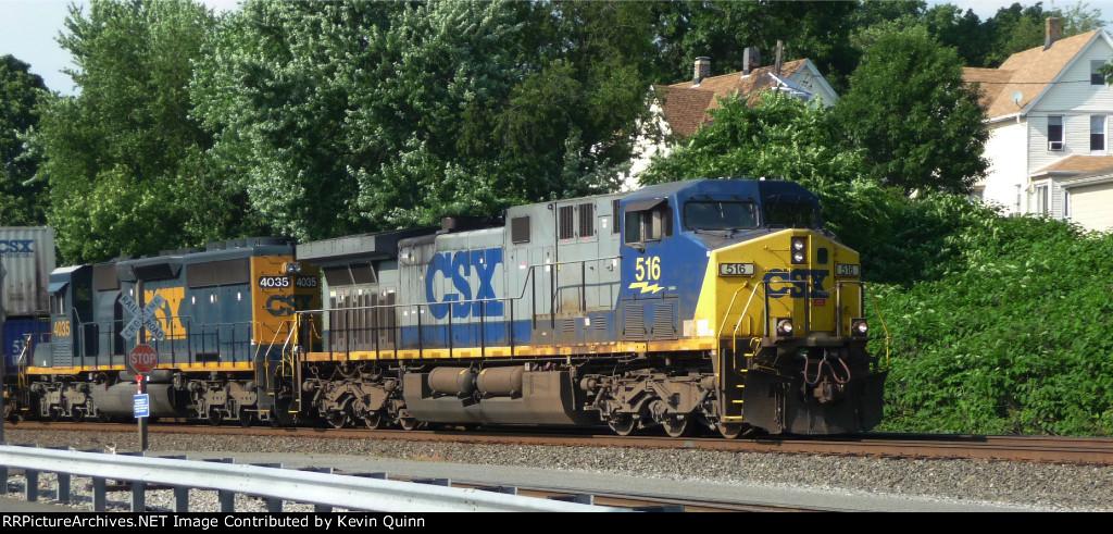 csx 516