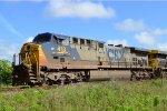 CSX CW44AC #413
