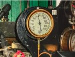 HVSR #3 Steam Pressure Gauge