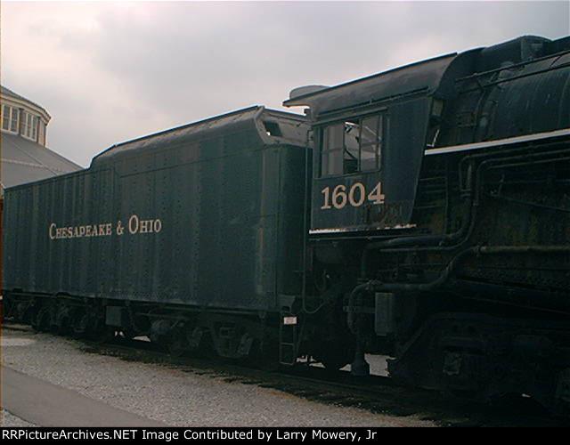 C&O #1604