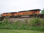 BNSF 7274 and 5746