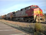 BNSF 705 EAST