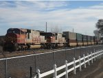 BNSF 8250 WEST