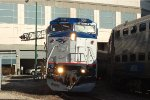 Amtrak B32-8WH 500