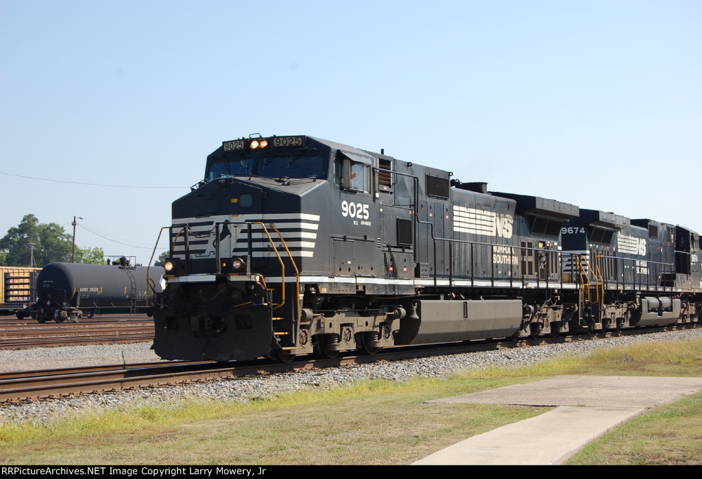 NS 9025 NS 9674 NS 7544