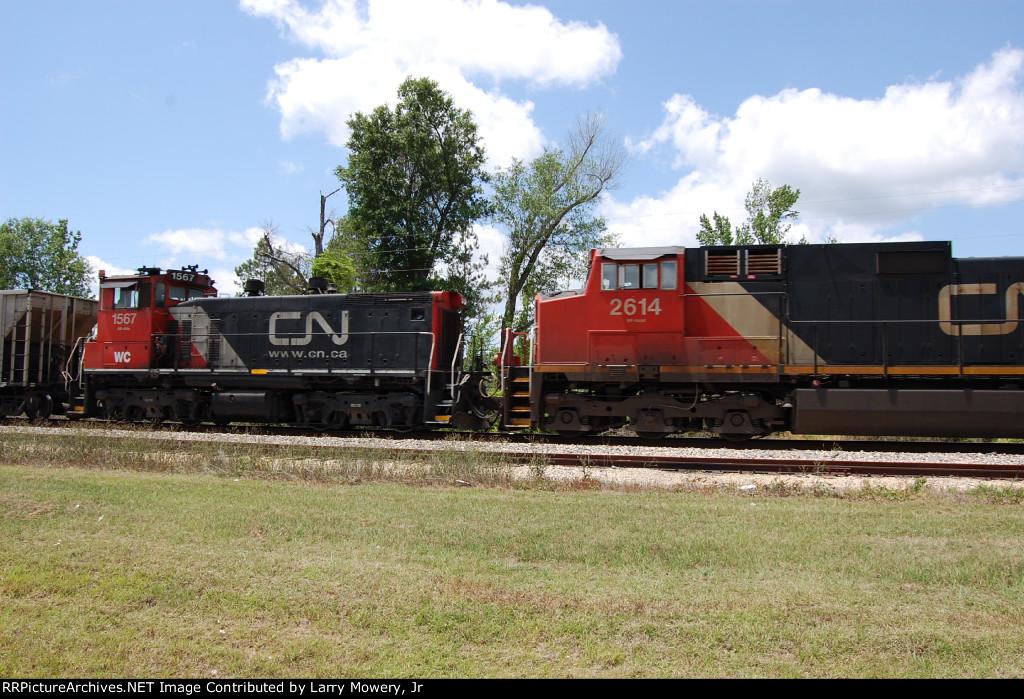 CN 1567, CN 2614