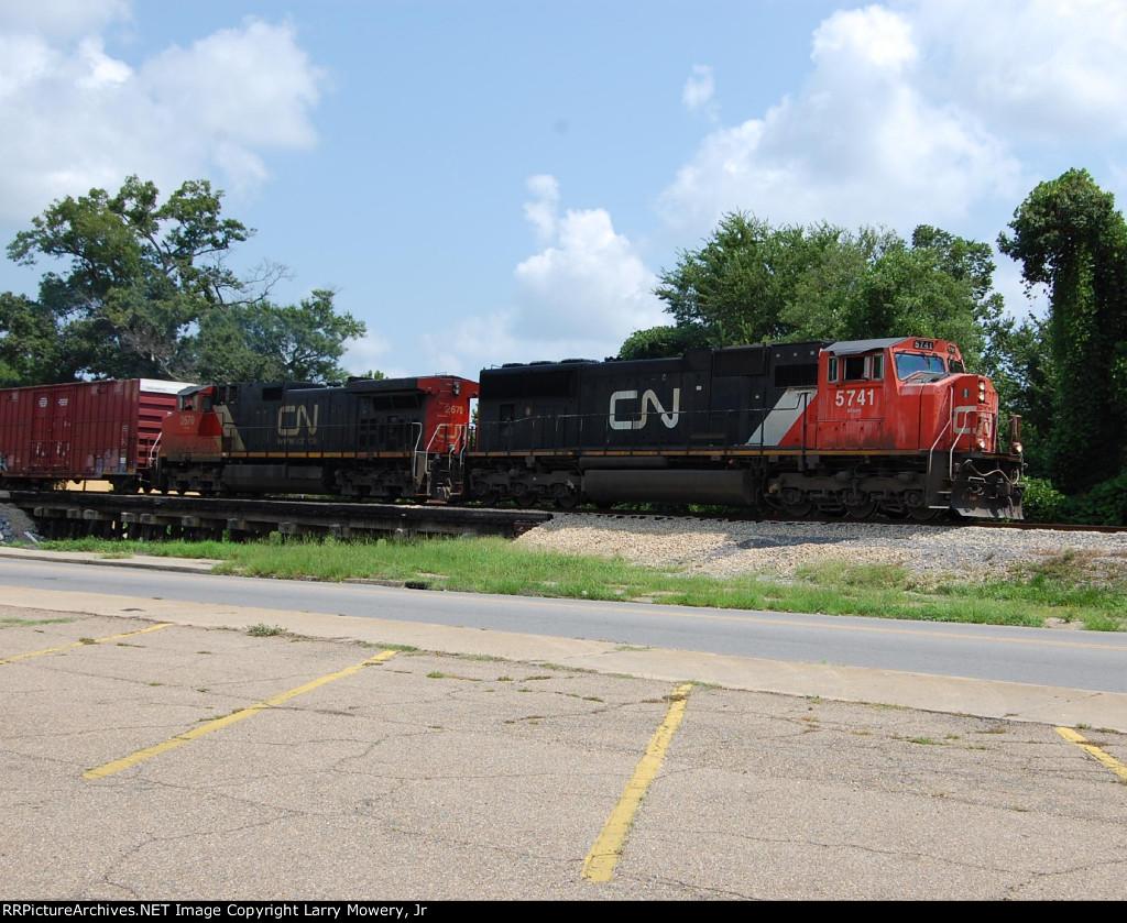 CN 5741 CN 2670