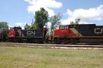 WC 1567 & CN 2614