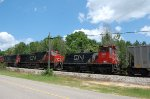 CN 5678, CN 2614 & WC 1567
