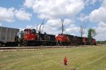 WC 1567, CN 2614 & CN 5678