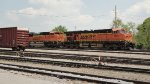 Another shot of BNSF 5874 and 9353