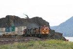 BNSF 5440 West