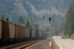 Westbound coal loads on the move again