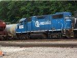 NS 5346 conrail blue