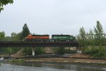 BNSF Sandpoint Local