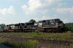 NS SD70M-2 2771 & 2746