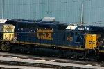 CSX 8488