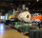 The last Northwestern Pacific Railroad Steam Locomotive remaining