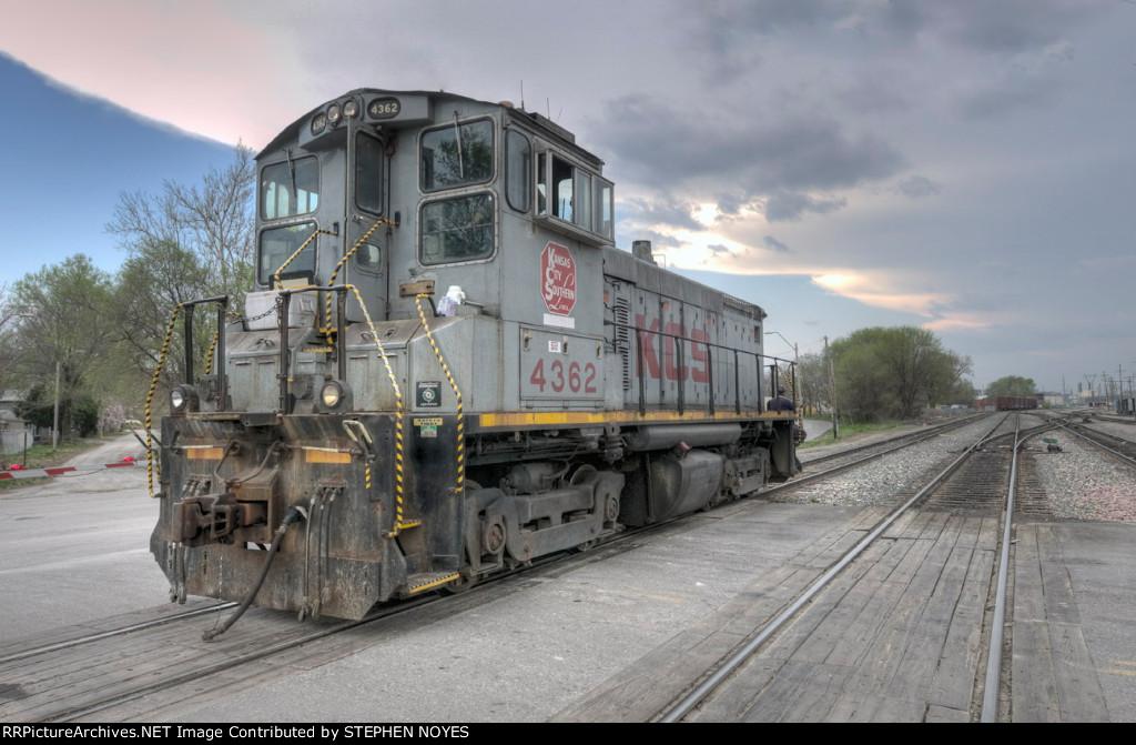 KCS 4362