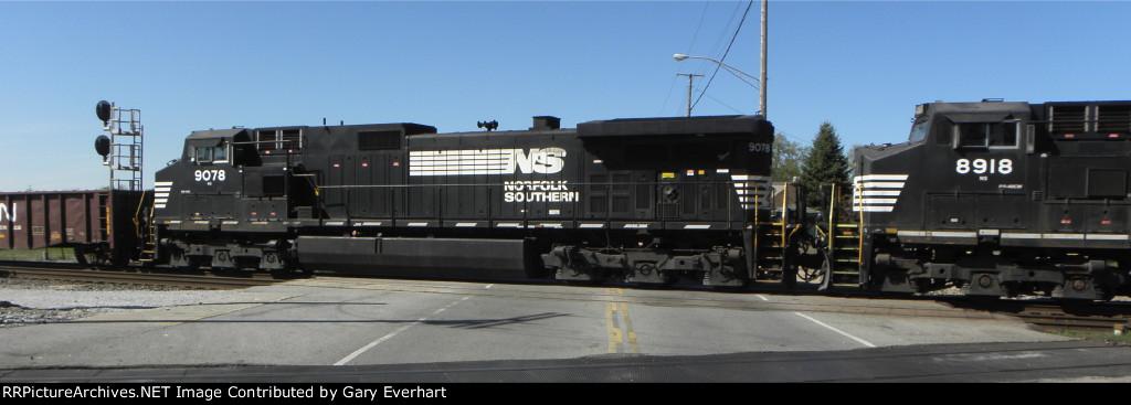 NS 9078 and NS 8918