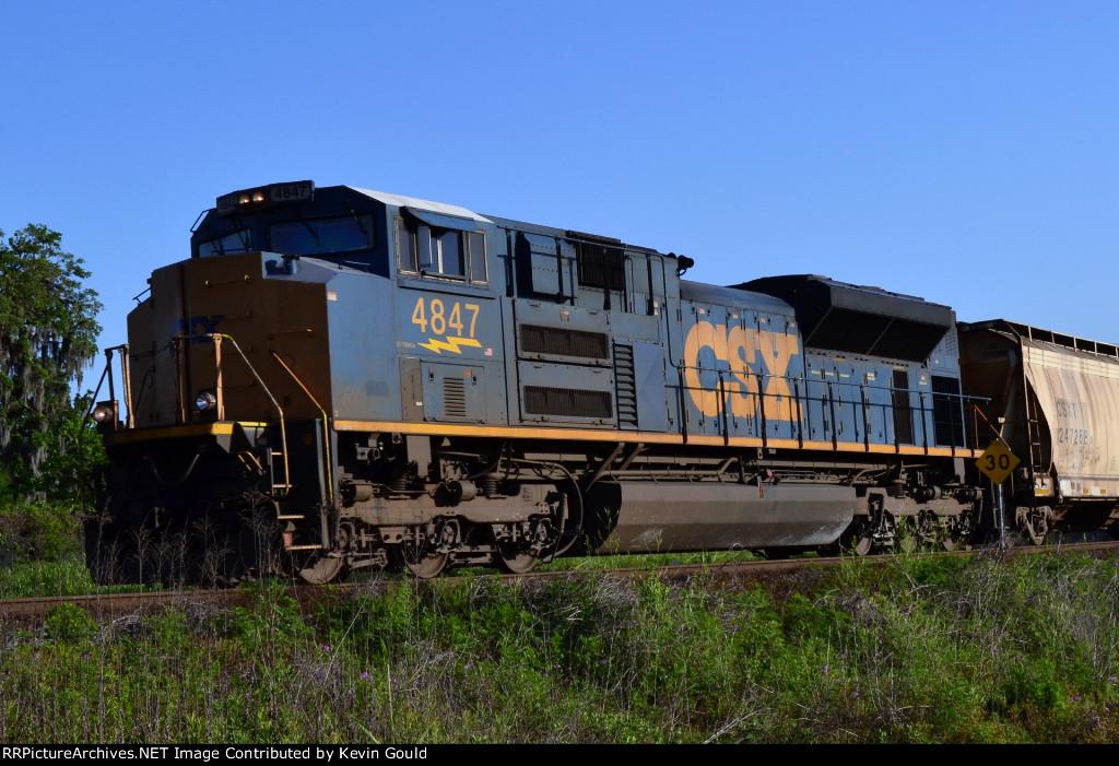 CSX 4847