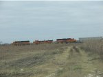 BNSF Switchers
