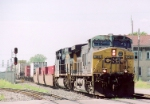 CSX 158 AC44-9CW