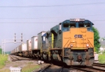CSX 4844 SD-70ACE