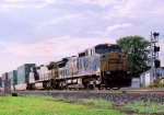 CSX 7300 CW40-8