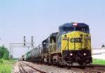 CSX 7381 CW40-8