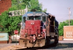 HLCX 6405 SD-45 car body