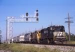 NS 2586 SD-70M