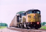 UP 2272 SD-60M