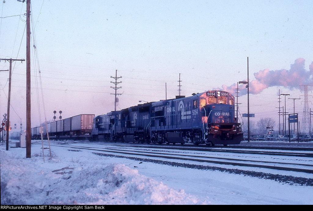 CR 5054 Eastbound