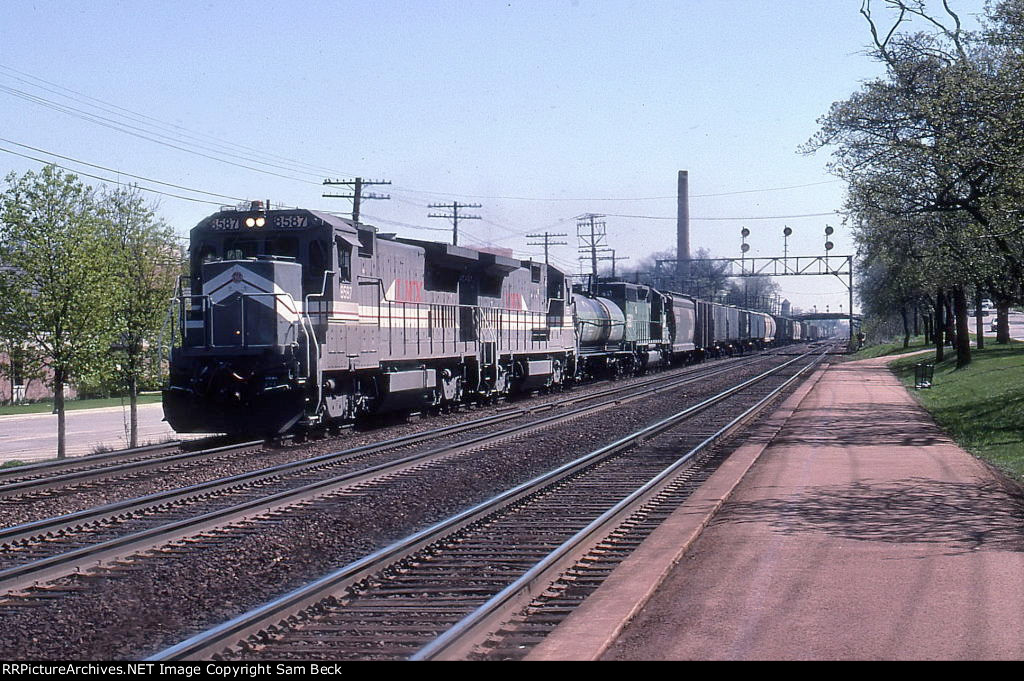 LMX 8587, 8569, BNFT 21, and BN 6801