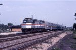 AMTK 320 on #322--The Calumet