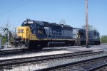 CSX 6102 and 5772
