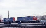 GTW 5924 and 5922