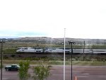Amtrak at Gallup