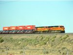 BNSF 7213 and BNSF 4960